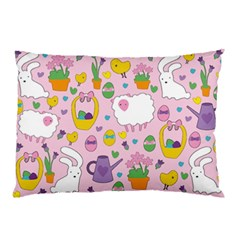 Cute Easter pattern Pillow Case