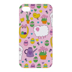 Cute Easter pattern Apple iPhone 4/4S Hardshell Case