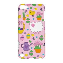 Cute Easter pattern Apple iPod Touch 5 Hardshell Case