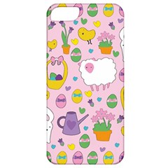Cute Easter pattern Apple iPhone 5 Classic Hardshell Case