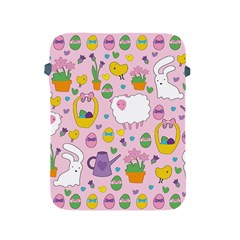Cute Easter pattern Apple iPad 2/3/4 Protective Soft Cases