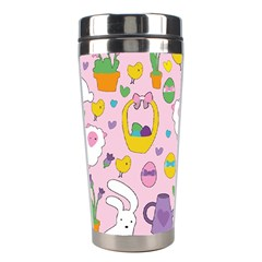 Cute Easter pattern Stainless Steel Travel Tumblers