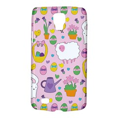Cute Easter pattern Galaxy S4 Active