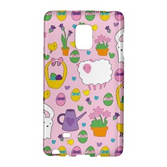Cute Easter pattern Galaxy Note Edge