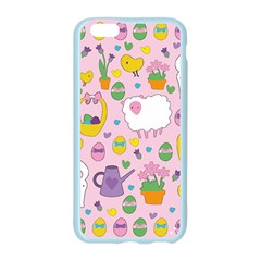 Cute Easter pattern Apple Seamless iPhone 6/6S Case (Color)
