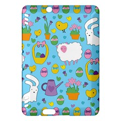 Cute Easter pattern Kindle Fire HDX Hardshell Case