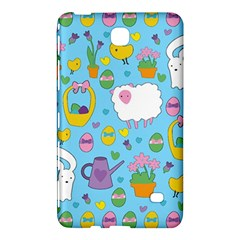 Cute Easter Pattern Samsung Galaxy Tab 4 (8 ) Hardshell Case