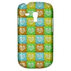Colorful Happy Easter Theme Pattern Galaxy S3 Mini