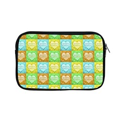 Colorful Happy Easter Theme Pattern Apple Macbook Pro 13  Zipper Case