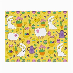 Cute Easter pattern Small Glasses Cloth (2-Side)