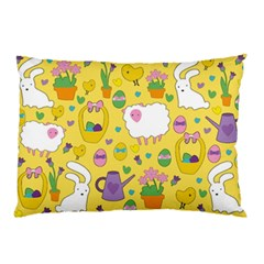 Cute Easter pattern Pillow Case (Two Sides)