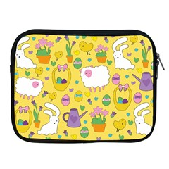 Cute Easter pattern Apple iPad 2/3/4 Zipper Cases