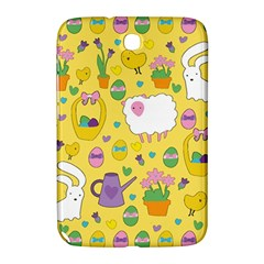 Cute Easter pattern Samsung Galaxy Note 8.0 N5100 Hardshell Case