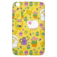 Cute Easter pattern Samsung Galaxy Tab 3 (8 ) T3100 Hardshell Case