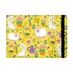Cute Easter pattern iPad Mini 2 Flip Cases
