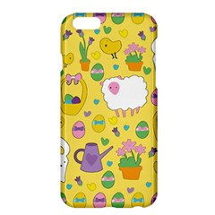 Cute Easter pattern Apple iPhone 6 Plus/6S Plus Hardshell Case