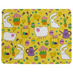 Cute Easter pattern Jigsaw Puzzle Photo Stand (Rectangular)