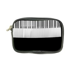 Piano Keys On The Black Background Coin Purse
