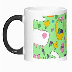 Cute Easter pattern Morph Mugs