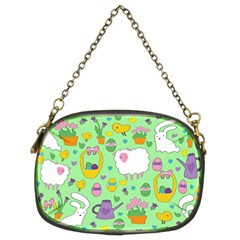 Cute Easter pattern Chain Purses (Two Sides)