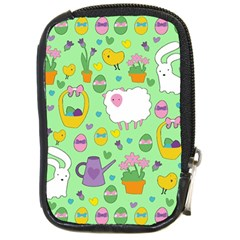 Cute Easter pattern Compact Camera Cases