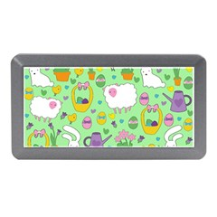 Cute Easter pattern Memory Card Reader (Mini)