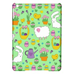 Cute Easter pattern iPad Air Hardshell Cases