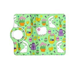 Cute Easter pattern Kindle Fire HD (2013) Flip 360 Case