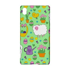 Cute Easter pattern Sony Xperia Z3+