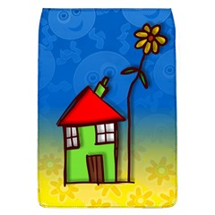 Colorful Illustration Of A Doodle House Flap Covers (l)