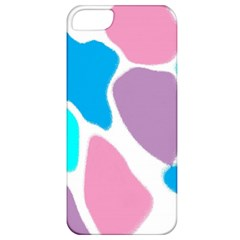 Baby Pink Girl Party Pattern Colorful Background Art Digital Apple Iphone 5 Classic Hardshell Case