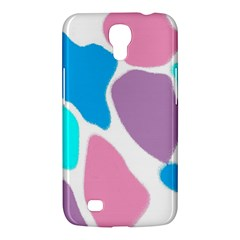 Baby Pink Girl Party Pattern Colorful Background Art Digital Samsung Galaxy Mega 6.3  I9200 Hardshell Case