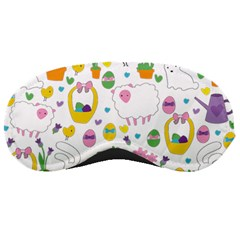 Cute Easter pattern Sleeping Masks