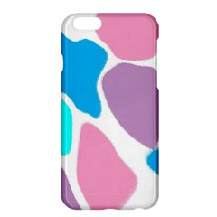 Baby Pink Girl Party Pattern Colorful Background Art Digital Apple Iphone 6 Plus/6s Plus Hardshell Case