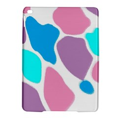 Baby Pink Girl Party Pattern Colorful Background Art Digital Ipad Air 2 Hardshell Cases