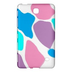 Baby Pink Girl Party Pattern Colorful Background Art Digital Samsung Galaxy Tab 4 (8 ) Hardshell Case