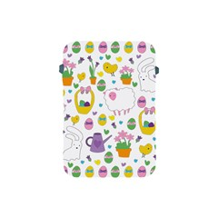 Cute Easter pattern Apple iPad Mini Protective Soft Cases
