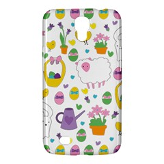 Cute Easter pattern Samsung Galaxy Mega 6.3  I9200 Hardshell Case