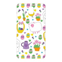 Cute Easter pattern Samsung Galaxy Note 3 N9005 Hardshell Back Case