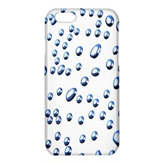 Water Drops On White Background iPhone 6/6S TPU Case