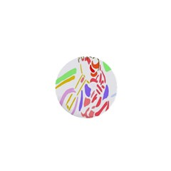 Motorcycle Racing The Slip Motorcycle 1  Mini Buttons