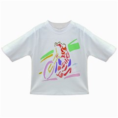 Motorcycle Racing The Slip Motorcycle Infant/Toddler T-Shirts
