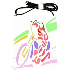 Motorcycle Racing The Slip Motorcycle Shoulder Sling Bags