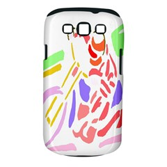 Motorcycle Racing The Slip Motorcycle Samsung Galaxy S Iii Classic Hardshell Case (pc+silicone)