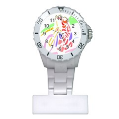 Motorcycle Racing The Slip Motorcycle Plastic Nurses Watch