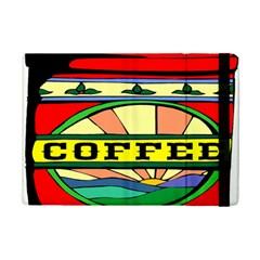 Coffee Tin A Classic Illustration iPad Mini 2 Flip Cases