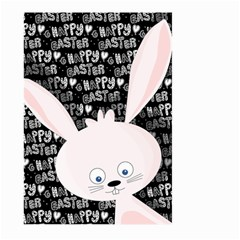 Easter bunny  Large Garden Flag (Two Sides)