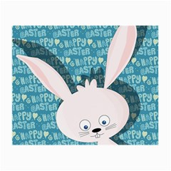 Easter Bunny  Small Glasses Cloth (2 Side)