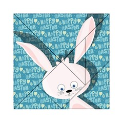 Easter bunny  Acrylic Tangram Puzzle (6  x 6 )
