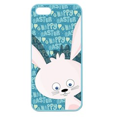 Easter bunny  Apple Seamless iPhone 5 Case (Color)